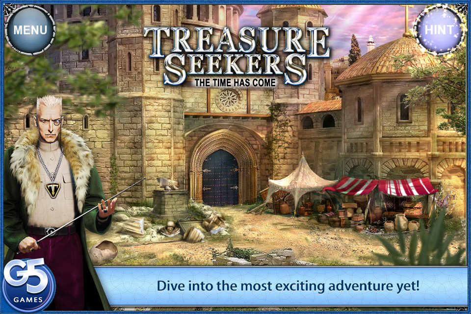 Screenshot Treasure Seekers 4: The Time Has Come (Full)