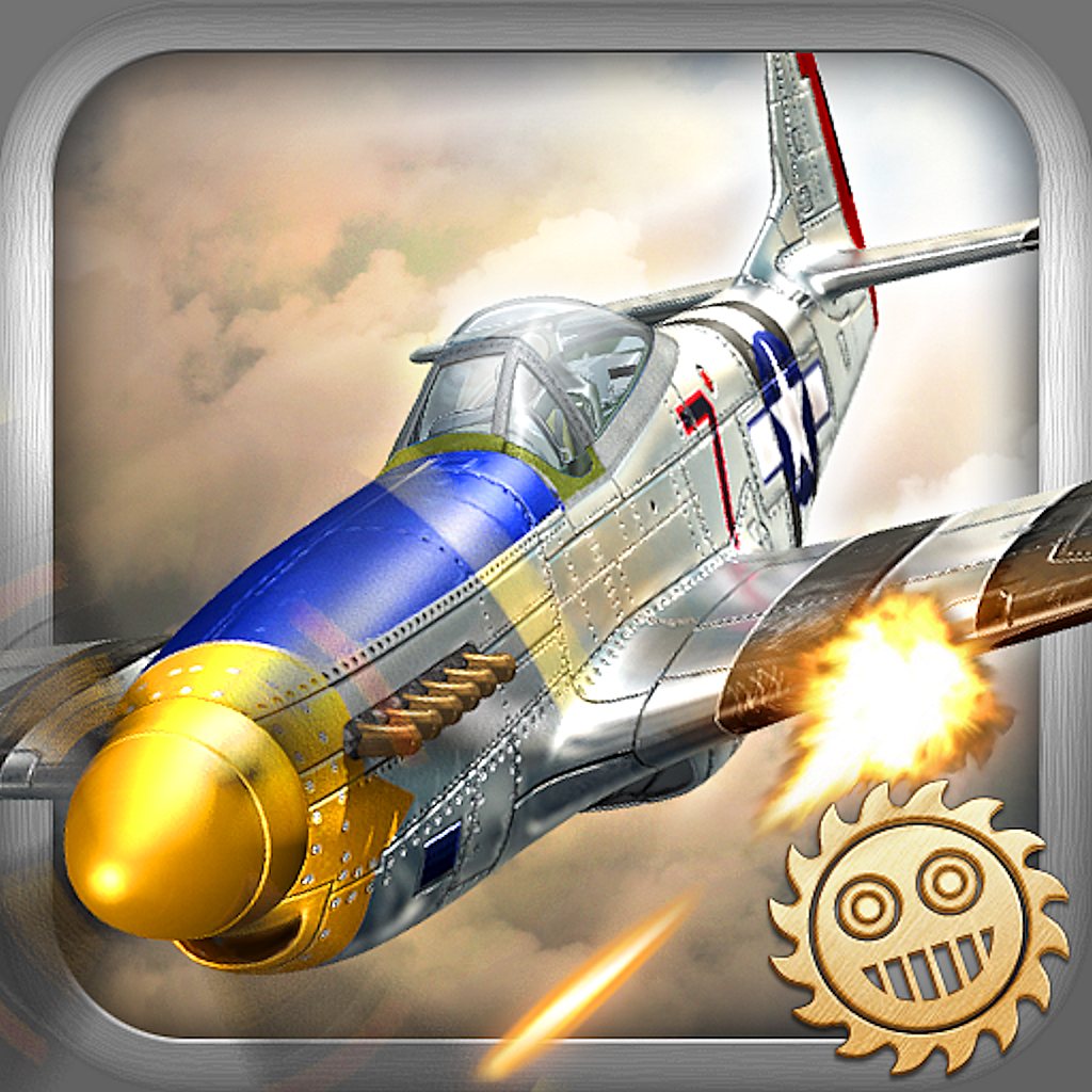 iFighter 2: The Pacific 1942 by EpicForce iOS